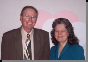 Pastor Floyd n Vivian Radebaugh