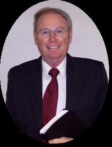 Pastor Floyd Radebaugh