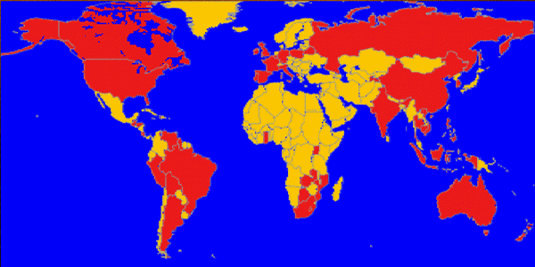 Missions map orbitg we are active in mission in our community and around the world sciox Gallery